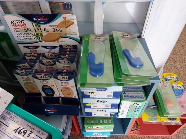 2#6204 Parafarmaci e prodotti da banco in vendita - foto 20