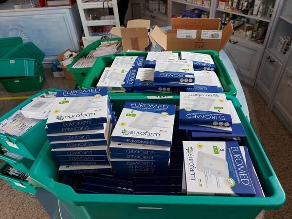 2#6204 Parafarmaci e prodotti da banco in vendita - foto 22