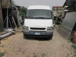 Ford Transit truck - Lot 1 (Auction 6205)