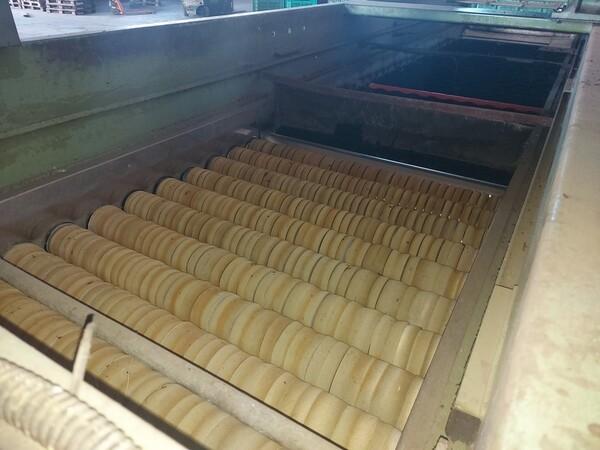 1#6208 Impianto di lavorazione e calibratura agrumi in vendita - foto 6