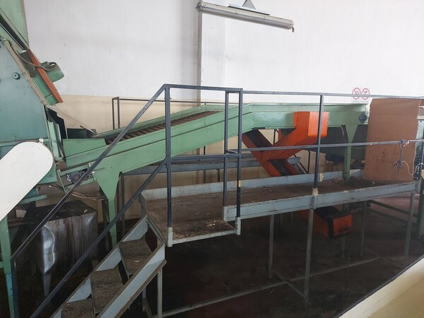 1#6208 Impianto di lavorazione e calibratura agrumi in vendita - foto 20