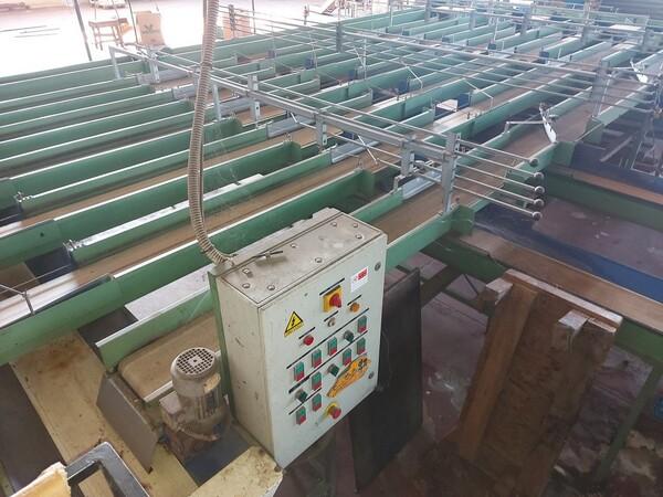 1#6208 Impianto di lavorazione e calibratura agrumi in vendita - foto 27