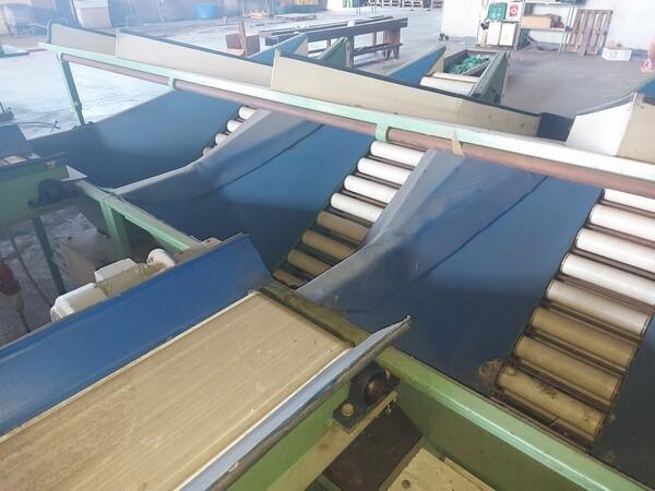 1#6208 Impianto di lavorazione e calibratura agrumi in vendita - foto 46