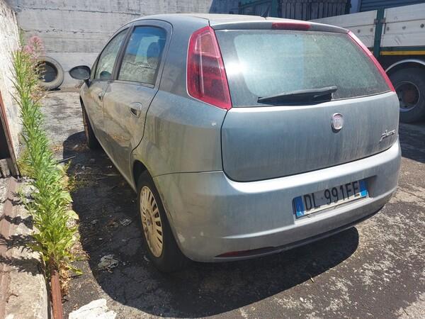 10#6208 Autovettura Fiat Punto in vendita - foto 5