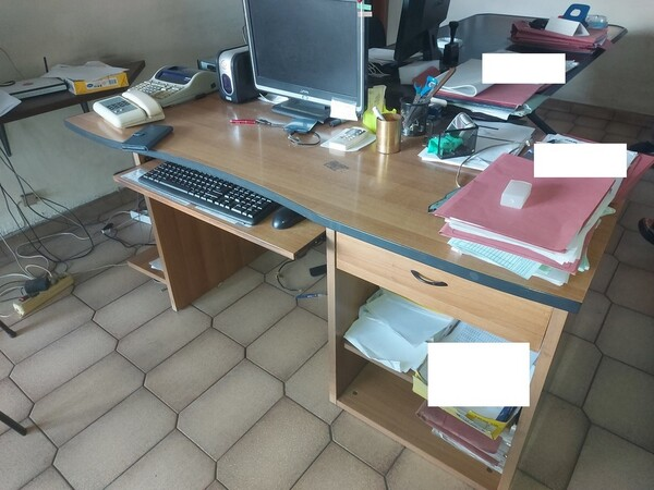 2#6208 Arredamento ufficio in vendita - foto 32