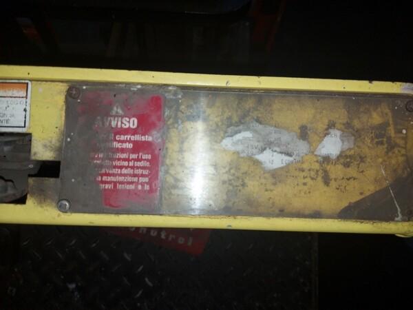 7#6208 Carrello elevatore Hyster in vendita - foto 13