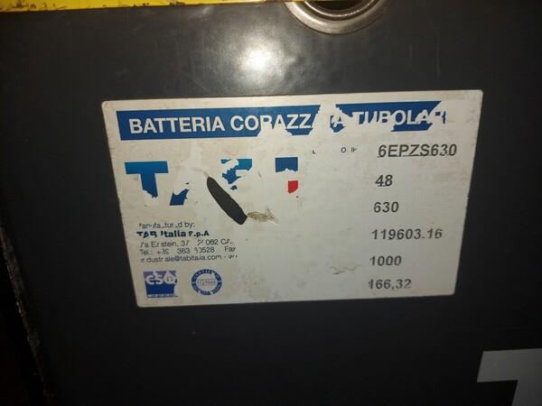 7#6208 Carrello elevatore Hyster in vendita - foto 14