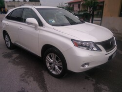 Lexus and Infiniti automobiles - Lot 0 (Auction 6210)