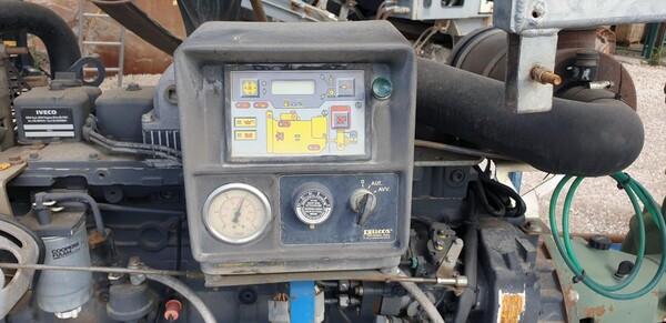 2#6210 Gruppo motopompa Idrofoglia e centralina d'allarme Tecnoalarm  TPI-256 in vendita - foto 2
