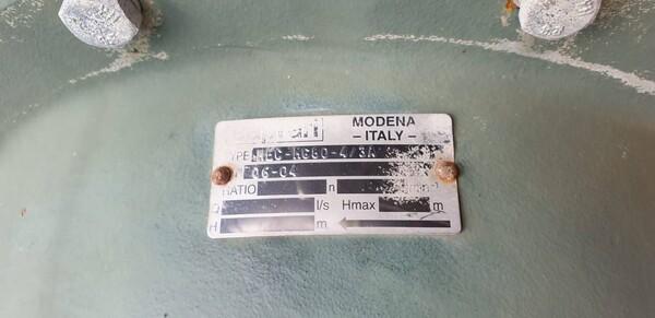 2#6210 Gruppo motopompa Idrofoglia e centralina d'allarme Tecnoalarm  TPI-256 in vendita - foto 5