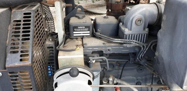 2#6210 Gruppo motopompa Idrofoglia e centralina d'allarme Tecnoalarm  TPI-256 in vendita - foto 6