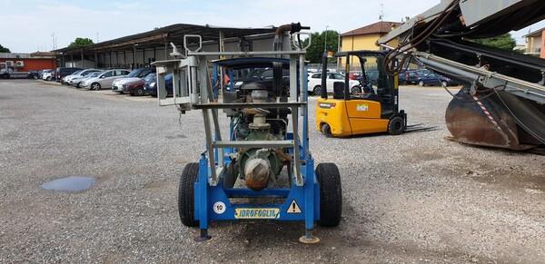 2#6210 Gruppo motopompa Idrofoglia e centralina d'allarme Tecnoalarm  TPI-256 in vendita - foto 7