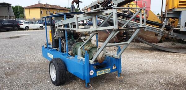2#6210 Gruppo motopompa Idrofoglia e centralina d'allarme Tecnoalarm  TPI-256 in vendita - foto 9