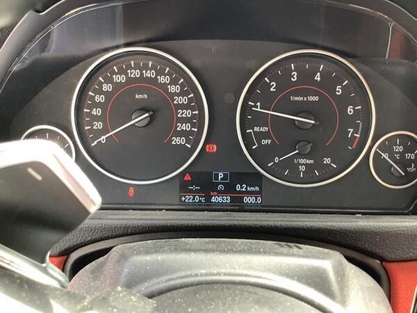 1#6213 Autovettura Bmw 420l Sport Cabrio in vendita - foto 8