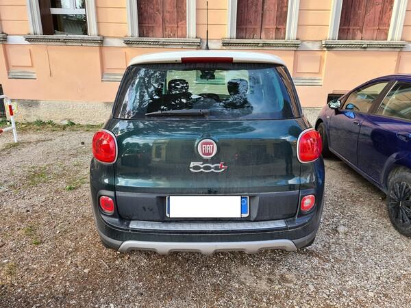 1#6215 Autovettura Fiat 500L in vendita - foto 2