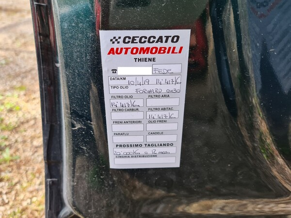 1#6215 Autovettura Fiat 500L in vendita - foto 15