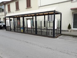 Dehor   gazebo for commercial use - Lot 3 (Auction 6217)