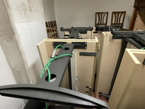 1#6218 Arredi e attrezzature da ufficio in vendita - foto 15