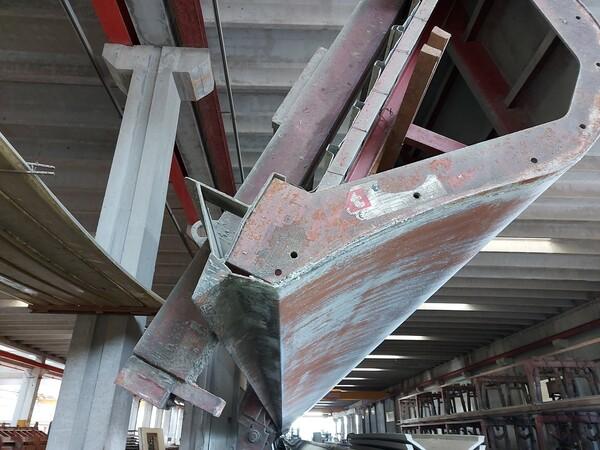 7#6219 Culla metallica e carroponti Prim in vendita - foto 6