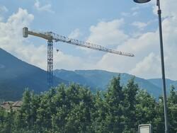 Raimondi GMT69 crane - Lot 2 (Auction 6220)