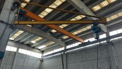 Bobcat excavator and Marchetti mobile crane - Lot 0 (Auction 6222)