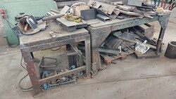 Rivol workbenches and lathes - Lot 10 (Auction 6222)