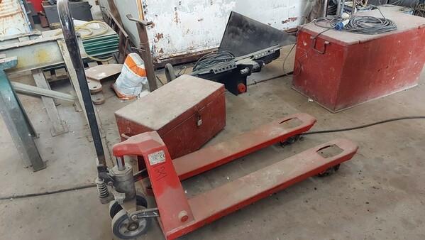 13#6222 Macchinari per carpenteria in vendita - foto 17