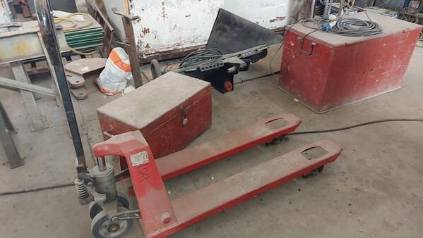 13#6222 Macchinari per carpenteria in vendita - foto 18