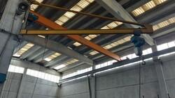 Jib crane Demag - Lot 18 (Auction 6222)