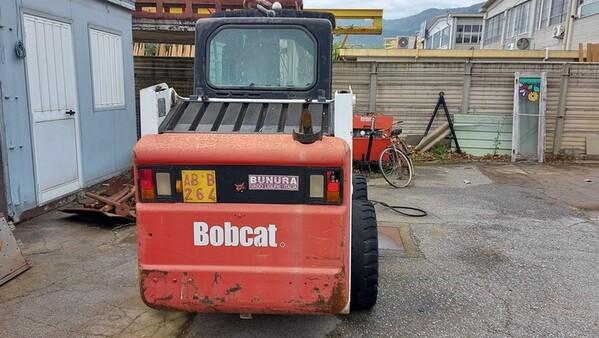 24#6222 Minipala Bobcat 753 in vendita - foto 2