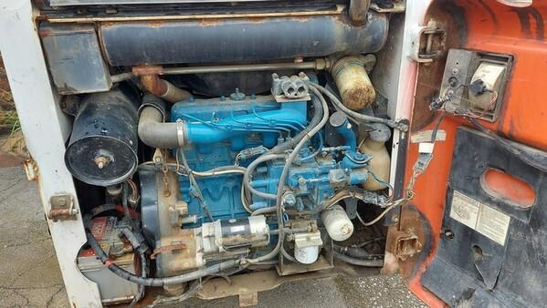 24#6222 Minipala Bobcat 753 in vendita - foto 5