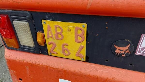 24#6222 Minipala Bobcat 753 in vendita - foto 10