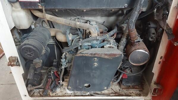 25#6222 Minipala Bobcat 553E in vendita - foto 6
