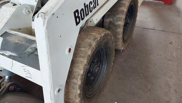 25#6222 Minipala Bobcat 553E in vendita - foto 9