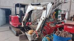 Bobcat 334 Excavator - Lot 26 (Auction 6222)