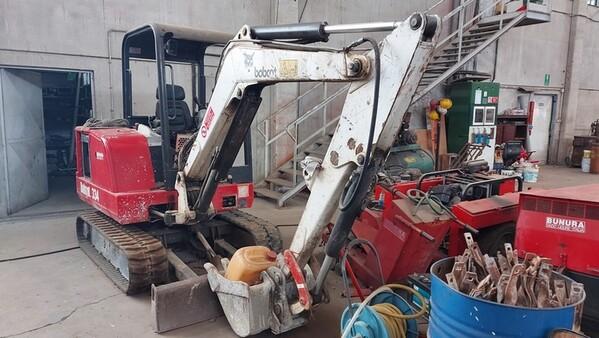 26#6222 Escavatore Bobcat 334 in vendita - foto 1