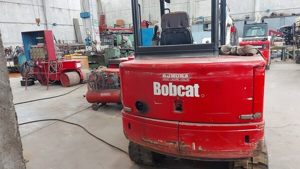 26#6222 Escavatore Bobcat 334 in vendita - foto 4