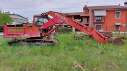 Hydromatic H95 excavator - Lot 27 (Auction 6222)