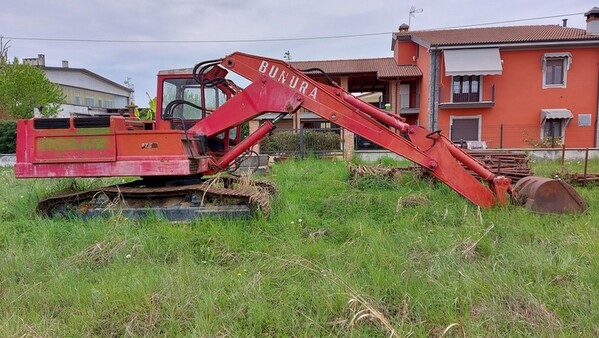 27#6222 Escavatore Hydromatic H95 in vendita - foto 1
