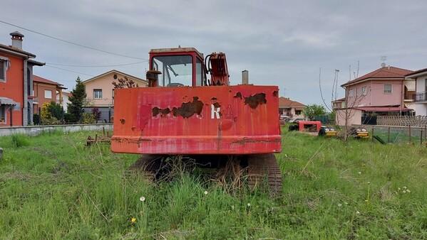 27#6222 Escavatore Hydromatic H95 in vendita - foto 3