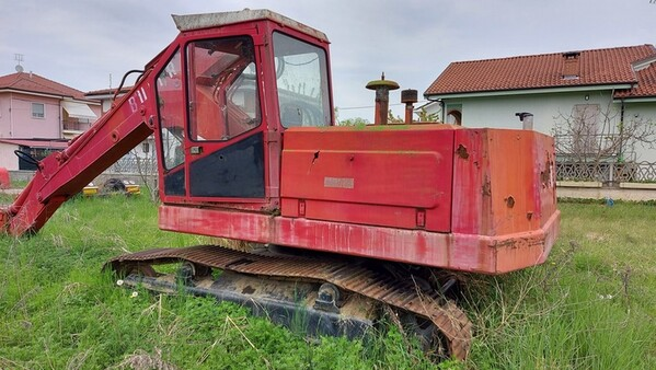 27#6222 Escavatore Hydromatic H95 in vendita - foto 4