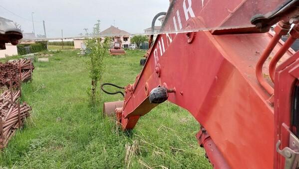 27#6222 Escavatore Hydromatic H95 in vendita - foto 5