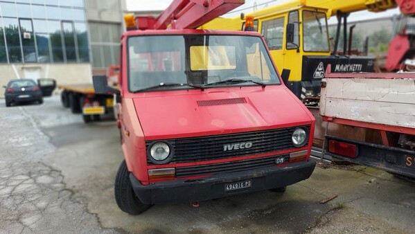 31#6222 Autocarro Fiat 35 in vendita - foto 2