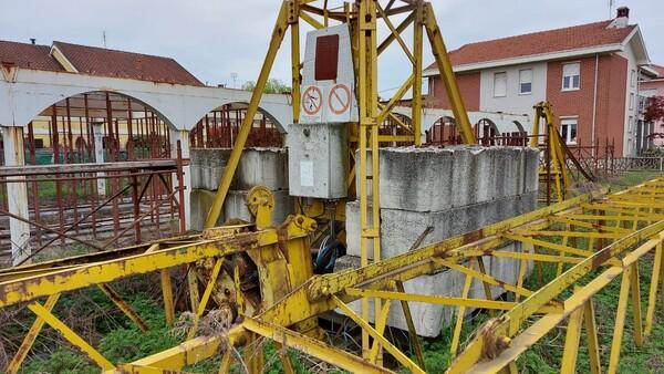 33#6222 Gru a torre Raimondi in vendita - foto 1