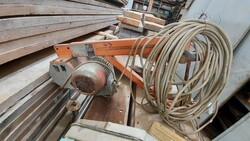Construction winches - Lot 34 (Auction 6222)