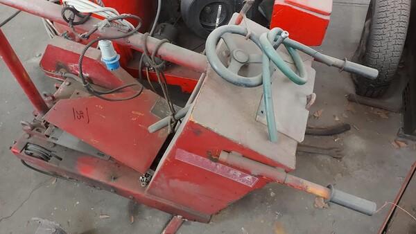 39#6222 Tagliapiastrelle Imer e attrezzatura edile in vendita - foto 3