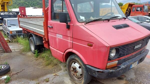 47#6222 Autocarro Iveco Daily in vendita - foto 3