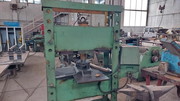7#6222 Pressa idraulica Enerpac in vendita - foto 1