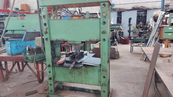 7#6222 Pressa idraulica Enerpac in vendita - foto 2
