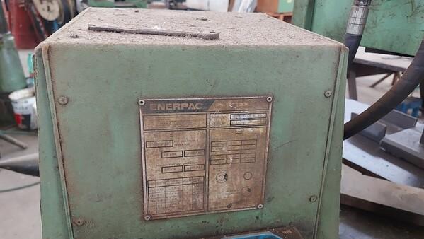 7#6222 Pressa idraulica Enerpac in vendita - foto 3